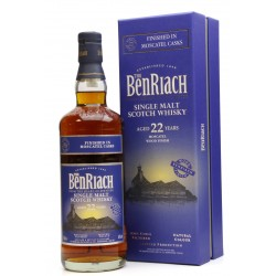 BenRiach 22 year old  Finished in Moscatel Casks