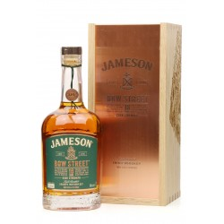 Jameson 18 year old  Bow Street Cask Strength