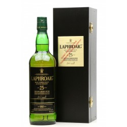 Laphroaig 25 year old  Cask Strength Edition